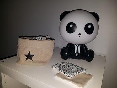 april fabric panda